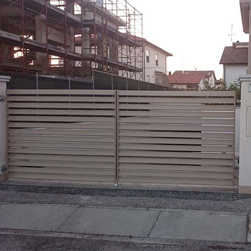 Simple recinzioni della bottega del fabbro ravenna with for Recinzioni per ville moderne