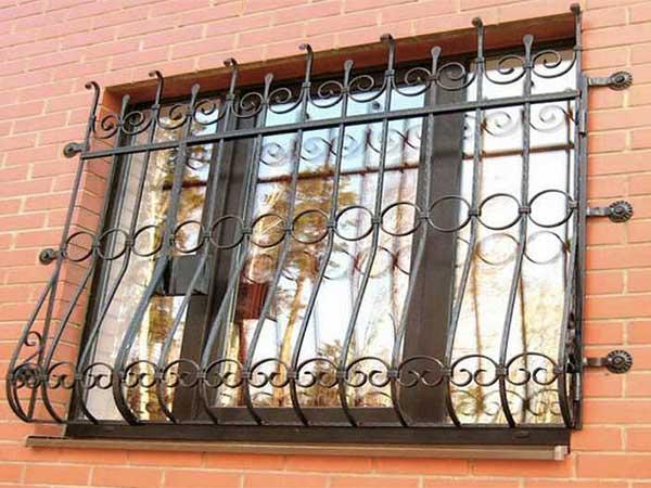 Inferriate grate di sicurezza per finestre prezzi ravenna - Prezzi inferriate per finestre ...