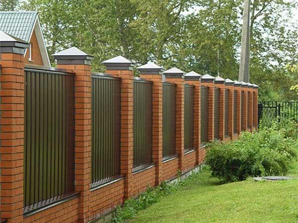 Recinzioni metalliche modulari per giardini case ravenna forlì cesena