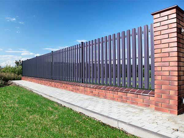 Great recinzioni per la sicurezza di casa forli cesena for Recinzioni per ville moderne